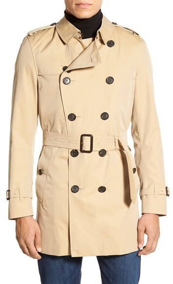 4f472d63419b Burberry Kensington Double Breasted Trench Coat, £1,410 | Nordstrom ...