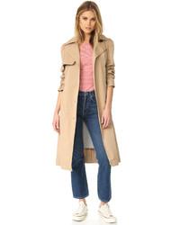La vie twill trench coat medium 1251274