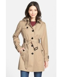 MICHAEL Michael Kors Michl Michl Kors Single Breasted Raincoat
