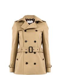 Saint Laurent Short Double Breasted Coat