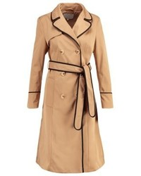 Trenchcoat gold beige medium 4000267