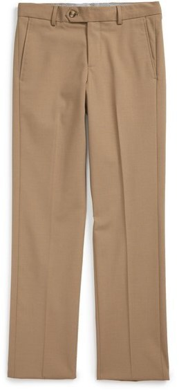 Nordstrom Boys Parker Modern Fit Stretch Trousers