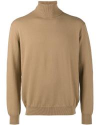 Logo turtleneck sweater medium 4978150