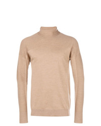 Al Duca D'Aosta 1902 Turtle Neck Fitted Sweater