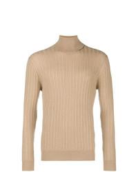 Eleventy Turtleneck Knitted Sweater