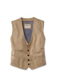 Orvis Ultimate Chino Waistcoat