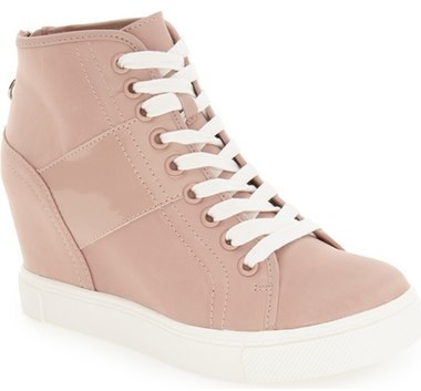 volume large amazon arrives £73, Steve Madden Lussious Hidden Wedge Sneaker