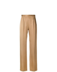 Styland High Waisted Flared Trousers
