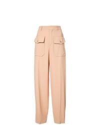 Chloé Pocket Embellished Trousers