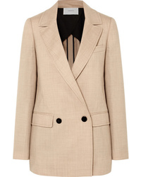 Casasola Double Breasted Wool Blazer