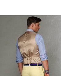 Polo Ralph Lauren Herringbone Langley Vest