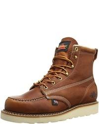 Tan work boots original 11313294