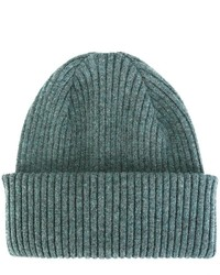 Paul Smith Cashmere Ribbed Beanie