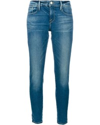 Teal Boyfriend Jeans