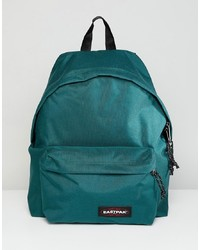 Teal Canvas Backpack