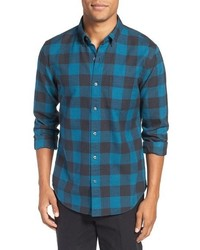Bonobos New Buckland Slim Fit Check Sport Shirt