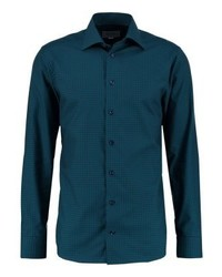 Eton Slim Fit Shirt Grn