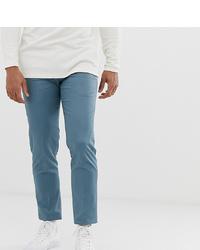 Noak Skinny Fit Trouser In Teal