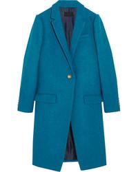 J.Crew Collection Harris Tweed Wool Coat