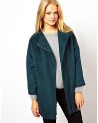 Asos Oversized Multistitch Coat