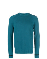 Prada Contrast Sweater