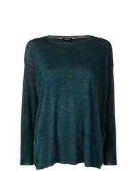 Avant Toi Lightweight Crew Neck Jumper