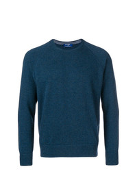 Barba Round Neck Jumper