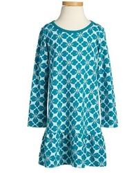 Teal Dress