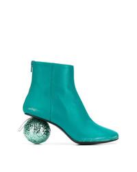 MM6 MAISON MARGIELA Christmas Ball Heeled Boots