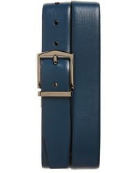 Teal Leather Belt