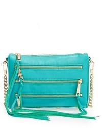 Rebecca Minkoff Mini 5 Zip Convertible Crossbody Bag