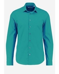 Calvin Klein Bari Slim Fit Shirt Blue