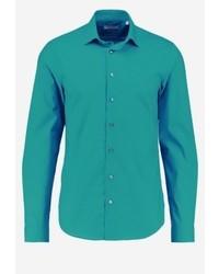 Calvin Klein Bari Slim Fit Shirt Blue