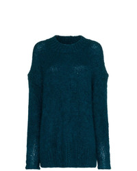 Isabel Marant Idol Mohair And Wool Mix Jumper