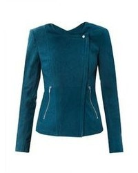 Teal Outerwear