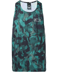 The Upside Camouflage Print Tank Top