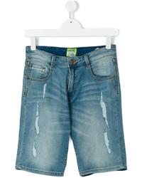 Vingino Distressed Knee Length Shorts