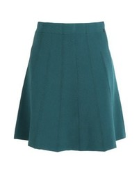 Lillypilly mini skirt deep teel medium 6463126
