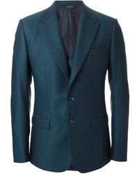 Teal Suit