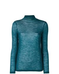 Semicouture Dennis Turtleneck Sweater