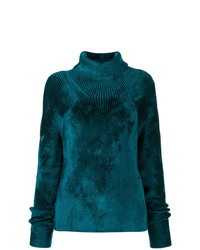 Haider Ackermann Ribbed Knit Sweater