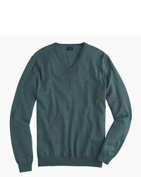 J.Crew Tall Merino Wool V Neck Sweater