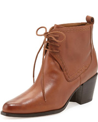 Tobacco Ankle Boots