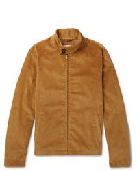 Salle Privée Harvey Cotton Corduroy Blouson Jacket
