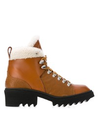 Chloé Bella Mountain Ankle Boots