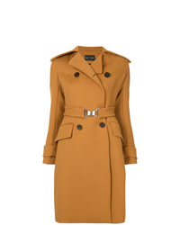 Proenza Schouler Double Breasted Long Coat