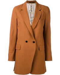 Paul Smith Double Breasted Midi Coat
