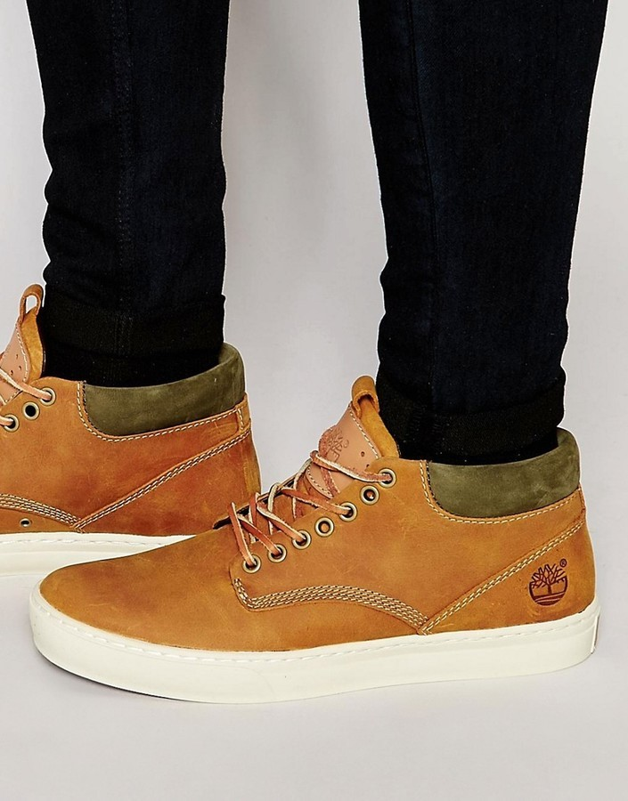 ... Timberland Adventure Cupsole Chukka Boots ... 46dec0a47beb