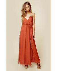 The Jetset Diaries Ara Maxi Dress