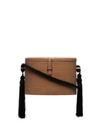 519c51e6c15c81 MICHAEL Michael ... Michl Michl Kors Lilie Fringed Tote Bag £265 £441 Free  UK Shipping! Hunting Season Lizard Print Tassel Box Bag